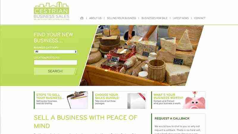 Cestrian Business Sales